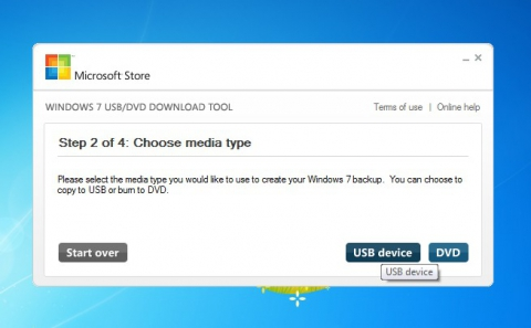 win7_usb_tool_medium_waehlen